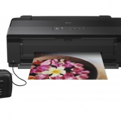 Принтер Epson Stylus Photo 1500W  обзор