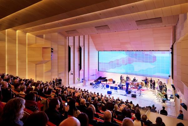10 самых примечательных концертных залов мира. Обсуждение на 537